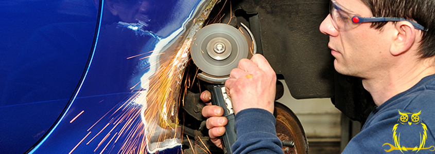 Локальный ремонт и покраска автомобиля